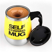 Фото Кружка Мешалка Self Stirring Mug Бочонок