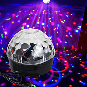 Фото Диско шар Magic Ball Light MP3 с флешкой и Bluetooth